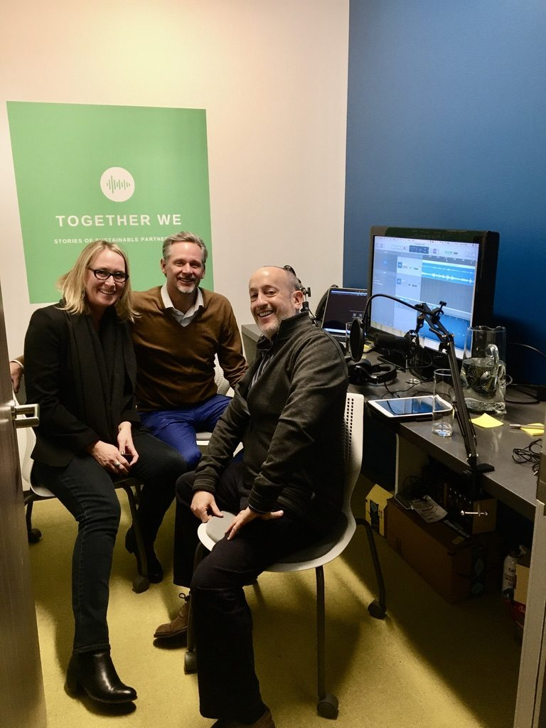 Podcast Episode 1: Jennifer Hale and George Pond