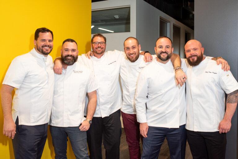 SSA Chef's